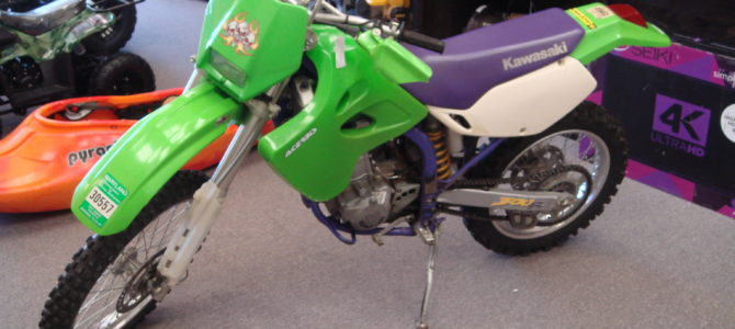 We have Dirt Bikes For Sale!